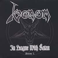 Venom- In League With Satan Volume 2 2xLP (UK Import!)