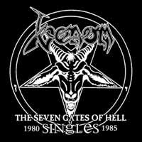 Venom- The Seven Gates Of Hell, The Singles 1980-1985 2xLP (UK Import!)