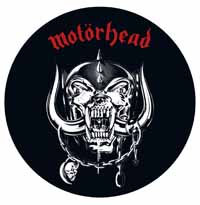 Motorhead- S/T Pic Disc LP (Record Store Day 2017 Release)