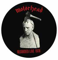 Motorhead- What's Words Worth? Pic Disc LP (Record Store Day 2017 Release)