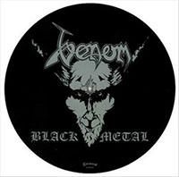 Venom- Black Metal LP (Pic Disc) (UK Import!)