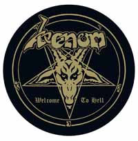 Venom- Welcome To Hell Pic Disc LP (Record Store Day 2017 Release)