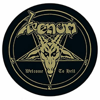 Venom- Welcome To Hell Pic Disc LP (UK Import!)