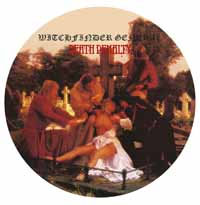 Witchfinder General- Death Penalty Pic Disc LP (Import)