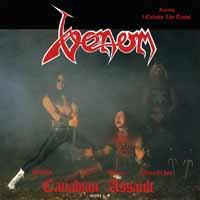 Venom- Canadian Assault LP (UK Import!)