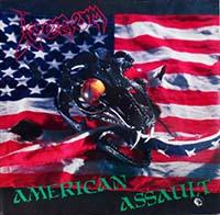 Venom- American Assault LP (UK Import!)