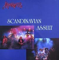 Venom- Scandinavian Assault LP (UK Import!)