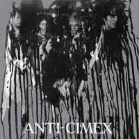 Anti Cimex- S/T LP (Import)
