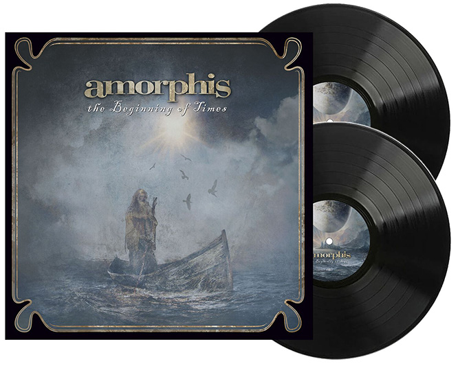 Amorphis- The Beginning Of Times 2xLP (Import)