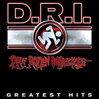 DRI- Greatest Hits LP (Import)