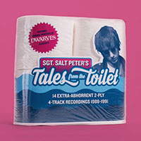 "Sgt Salt Peter- Tales From The Toilet 10"" (Original Versions Of Dwarves Classics)"