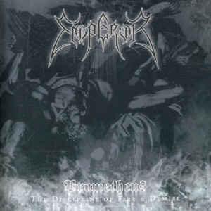 Emperor- Promethius, The Discipline Of Fire & Demise LP (180gram clear vinyl)