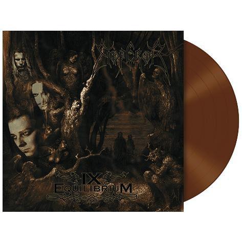 Emperor- IX Equilibrium LP (180 brown vinyl)