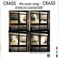 Crass- 10 Notes On A Summer's Day LP