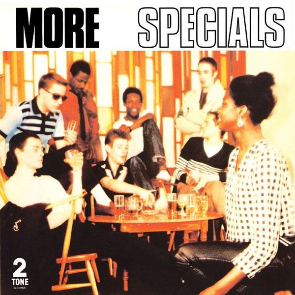 """Specials- More Specials LP & 7"""" (180gram Vinyl)"""