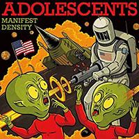 Adolescents- Manifest Density LP
