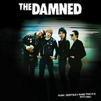 Damned- Punk Oddities & Rare Tracks 1977-1982 LP (Yellow Vinyl)