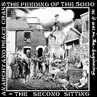 Crass- The Feeding Of The 5000 LP