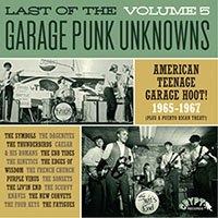 V/A- Last Of The Garage Punk Unknowns Volume 5 LP