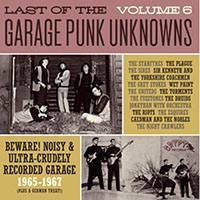 V/A- Last Of The Garage Punk Unknowns Volume 6 LP