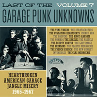 V/A- Last Of The Garage Punk Unknowns Volume 7 LP