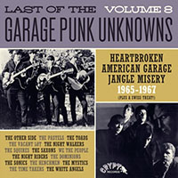 V/A- Last Of The Garage Punk Unknowns Volume 8 LP