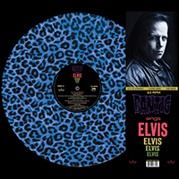 Danzig- Sings Elvis LP (Limited Edition Blue Leopard Pic Disc)
