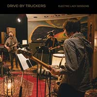 Drive-By Truckers- Live In Studio 07/12/16 LP (Clear Vinyl)