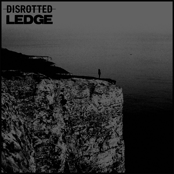 Ledge / Disrotted- Split LP