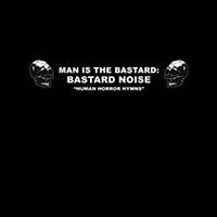 Man Is The Bastard / Actuary- Human Horror Hymns Split LP (Color Vinyl)