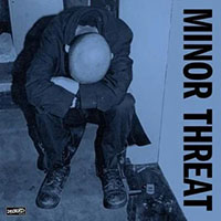 Minor Threat- S/T LP