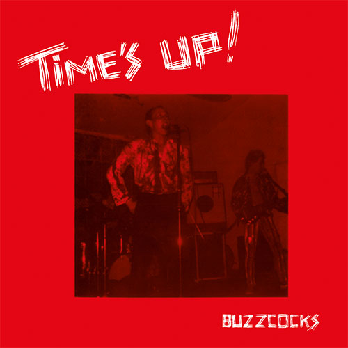 Buzzcocks- Time's Up LP