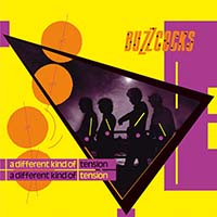 Buzzcocks- A Different Kind Of Tension LP (Comes With Booklet)