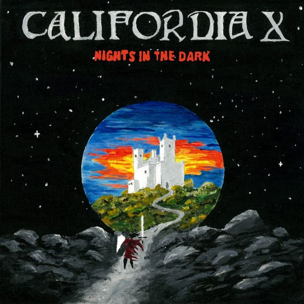 California X- Nights In The Dark LP