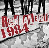 """Red Alert / Nineteen Eighty Four- Split 10"""" (UK Import) (Clear Vinyl)"""