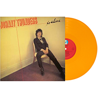 Johnny Thunders- So Alone LP (Ltd Ed Yellow Vinyl)