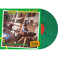 999- The Biggest Prize In Sport LP (Ltd Ed Green Vinyl)
