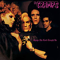 Cramps- Songs The Lord Taught Us LP (Ltd Ed 200gram Vinyl)