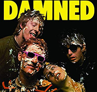 Damned- Damned Damned Damned LP (Ltd Ed 200Gram Vinyl)