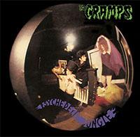 Cramps- Psychedelic Jungle LP (150gram Vinyl)