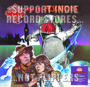 Doctor Who And The Pescatons/Sound Affects 2xLP (Record Store Day 2017 Release)