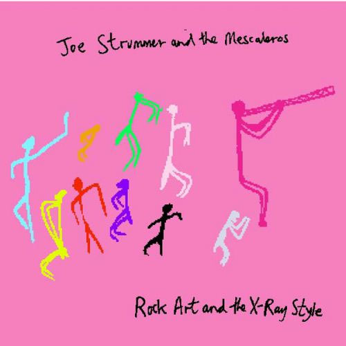 Joe Strummer And The Mescaleros- Rock Art And The X Ray Style LP (Comes with CD)