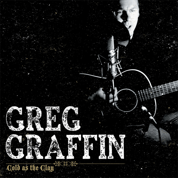 Greg Graffin- Cold As The Clay LP (Metallic Gold Vinyl) (Bad Religion)