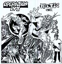 Operation Ivy- Hectic EP 12""