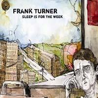 Frank Turner- Sleep Is For The Week LP (Transparent Brown Vinyl)