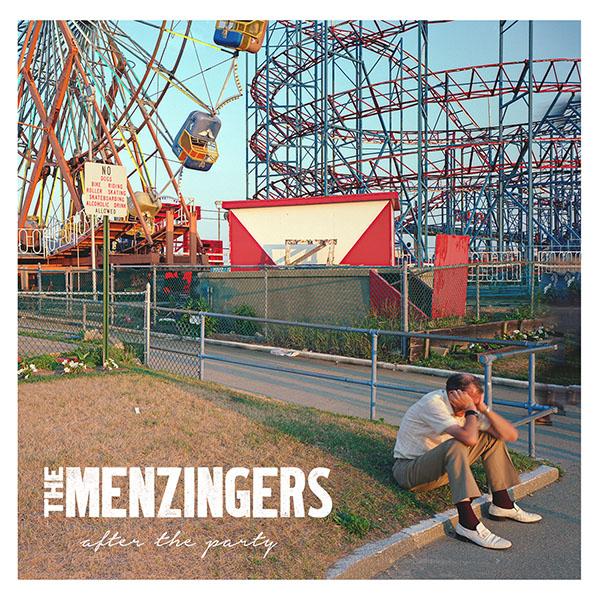 Menzingers- After The Party LP (Translucent Blue Vinyl)