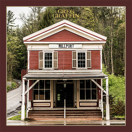 Greg Graffin- Millport LP (Bad Religion)