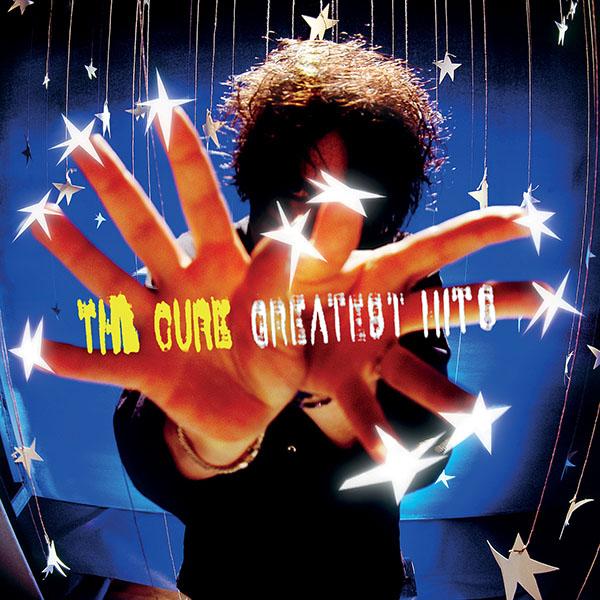 Cure- Greatest Hits 2xLP (180 gram Vinyl)