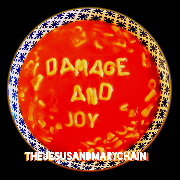 Jesus And Mary Chain- Damage And Joy 2xLP