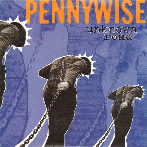 Pennywise- Unknown Road LP